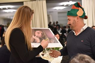 "Zanetti Christmas Party: raccolti 5.350 euro per ""Salute Donna"" onlus"